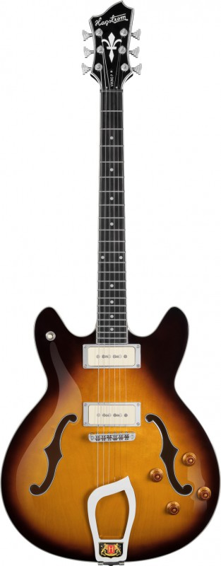 New Hagstrom Viking P