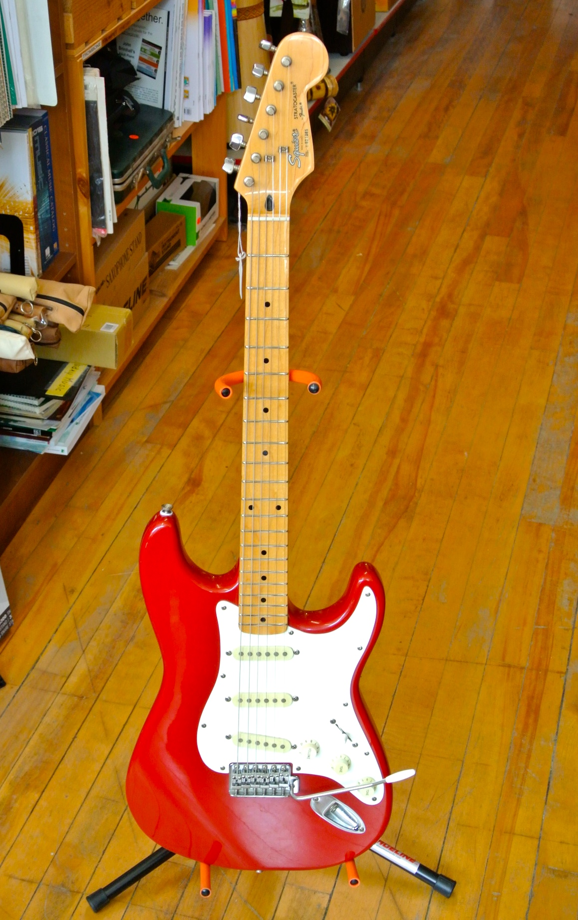 Used Squire Stratocaster Korean Made