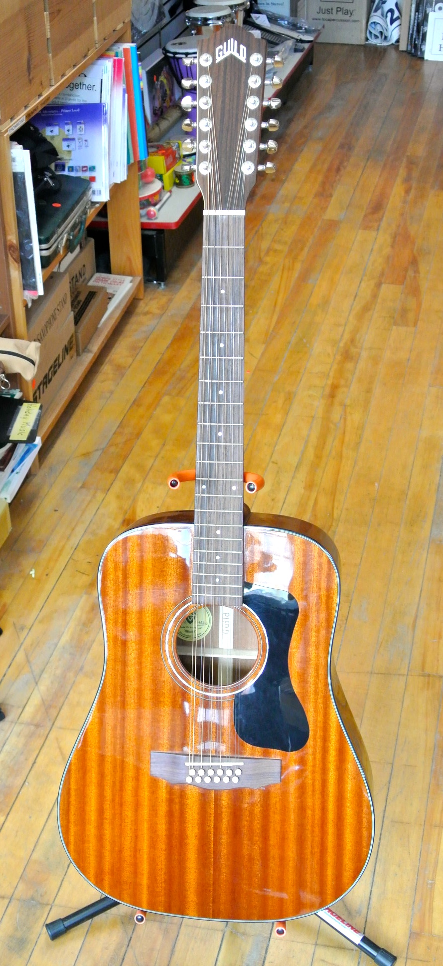 Used Guild D-125-12, GAD series