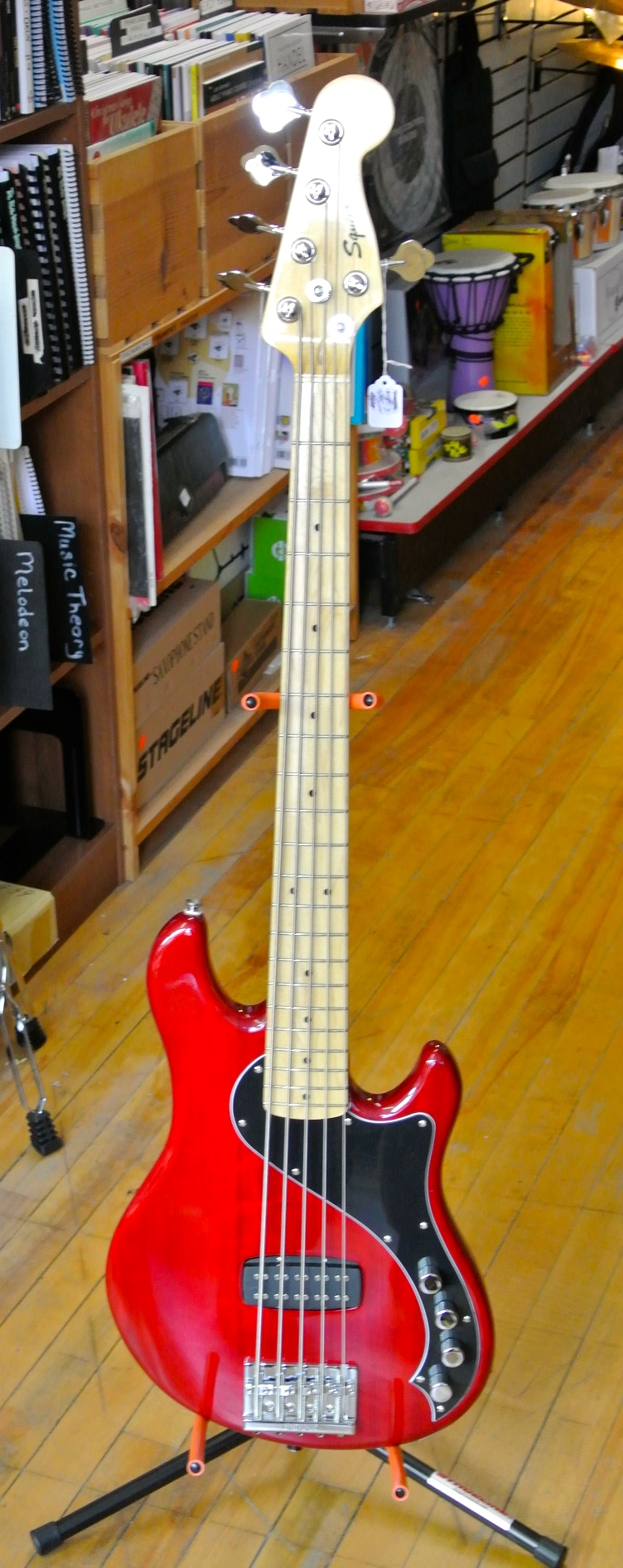 Squire Dlx. Dimension Bass V