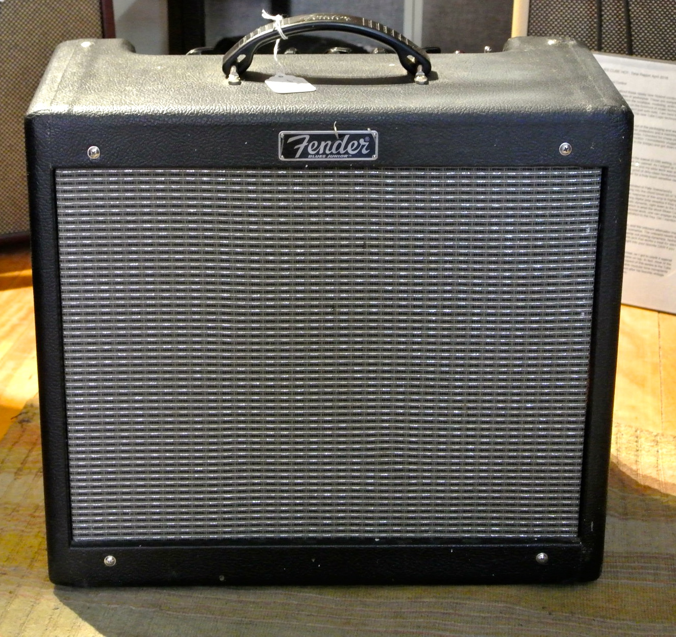 Used Fender Blues Jr. III