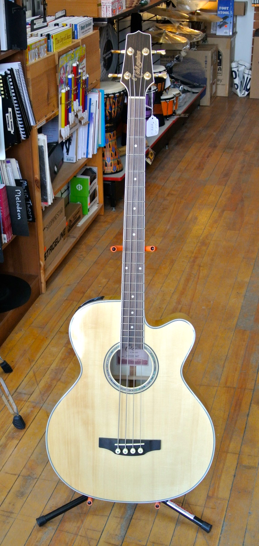 Used Takamine GB720E