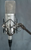 Apex 415 Microphone