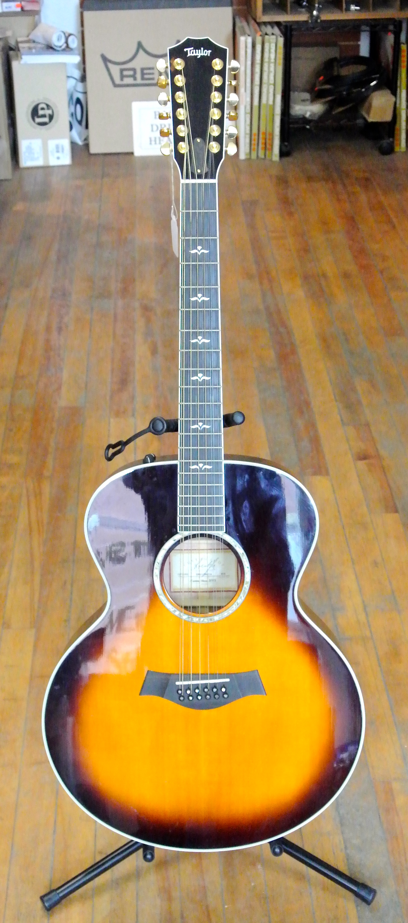 Used Taylor 12 String