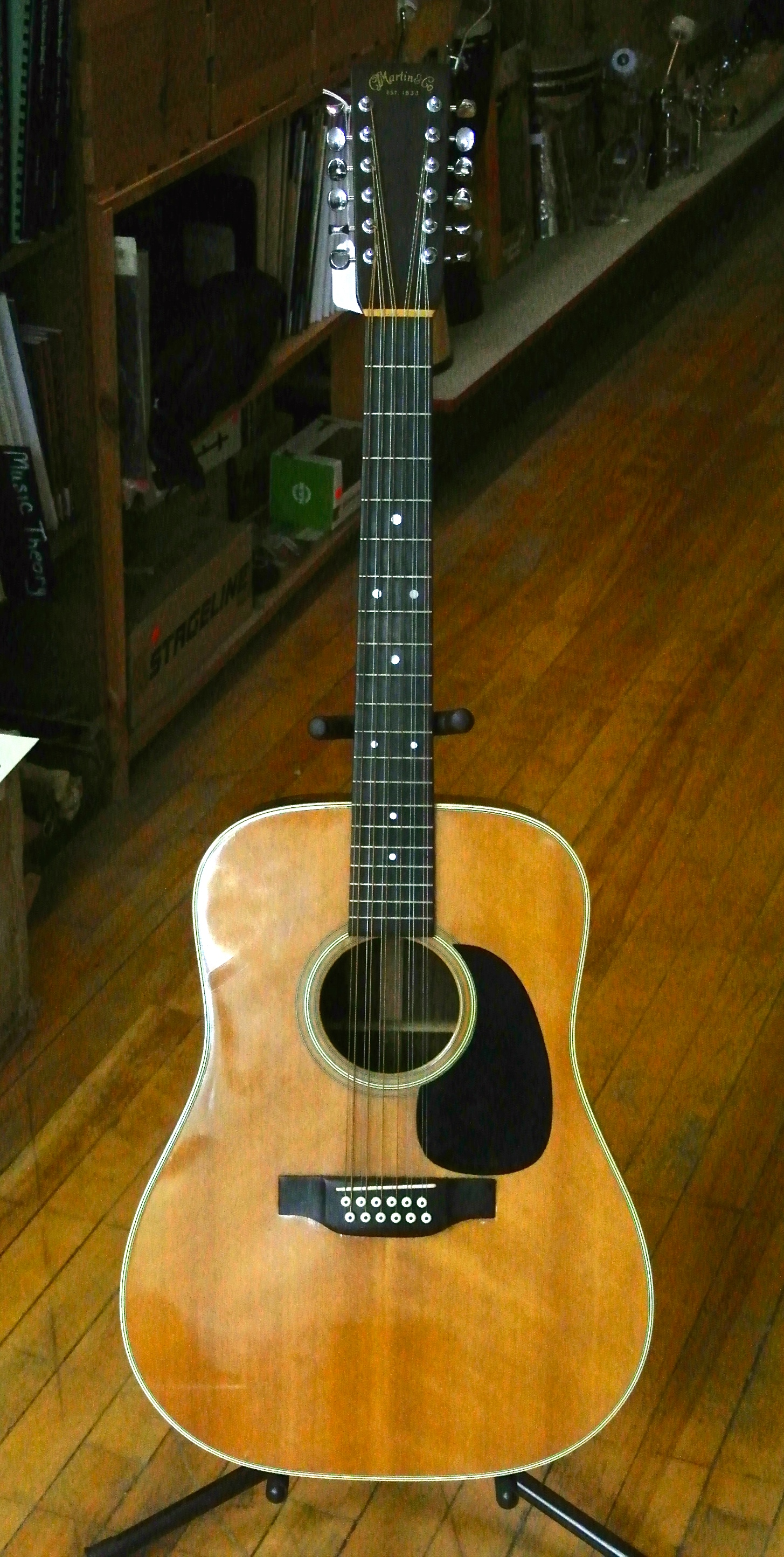 Used Martin D12-28
