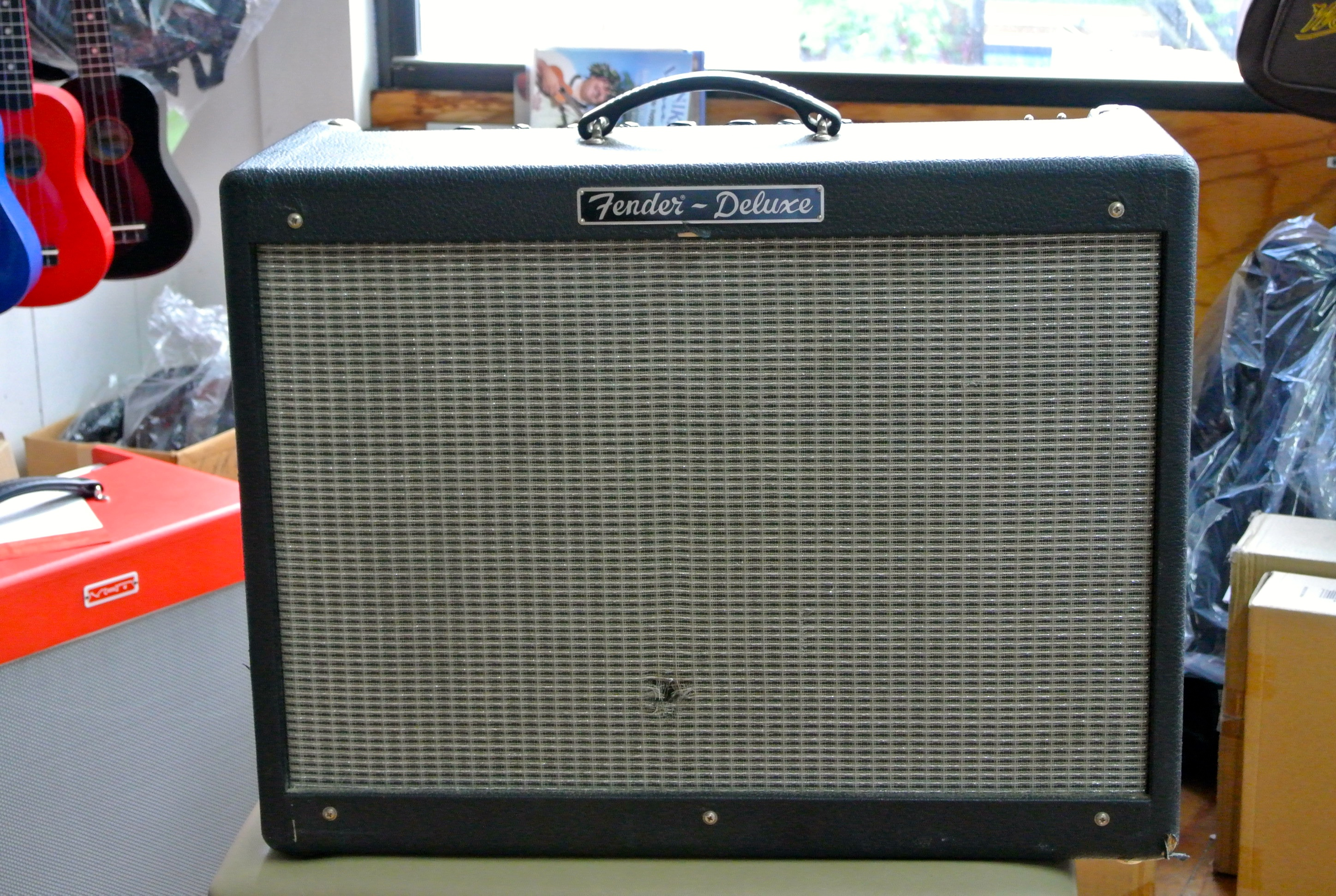 Used Fender Hot Rod Deluxe