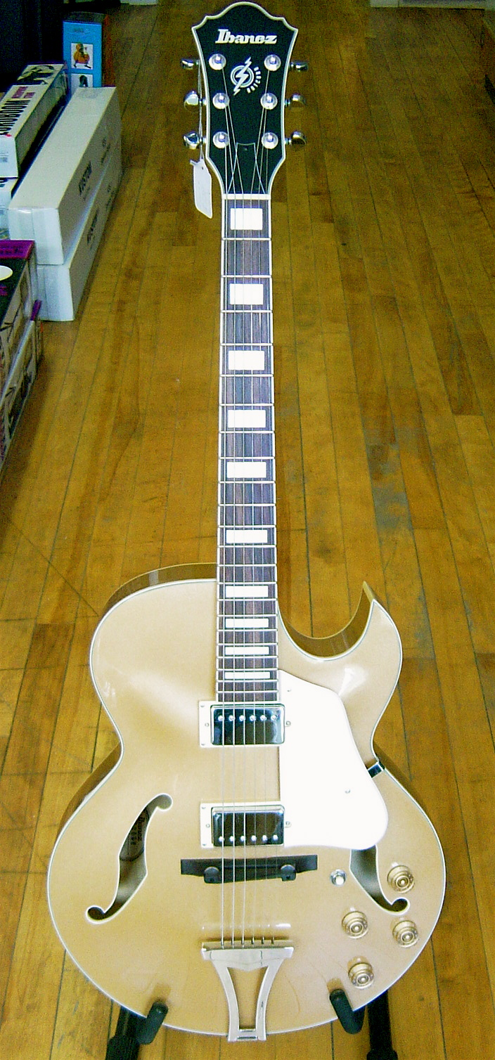 Used Ibanez Artcore AG 75D