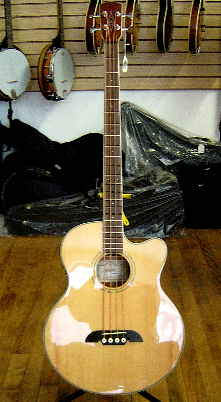 Used Alvarez RB30SC