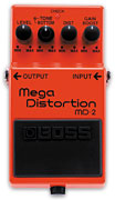 Used Boss Mega Distrotion MD-2