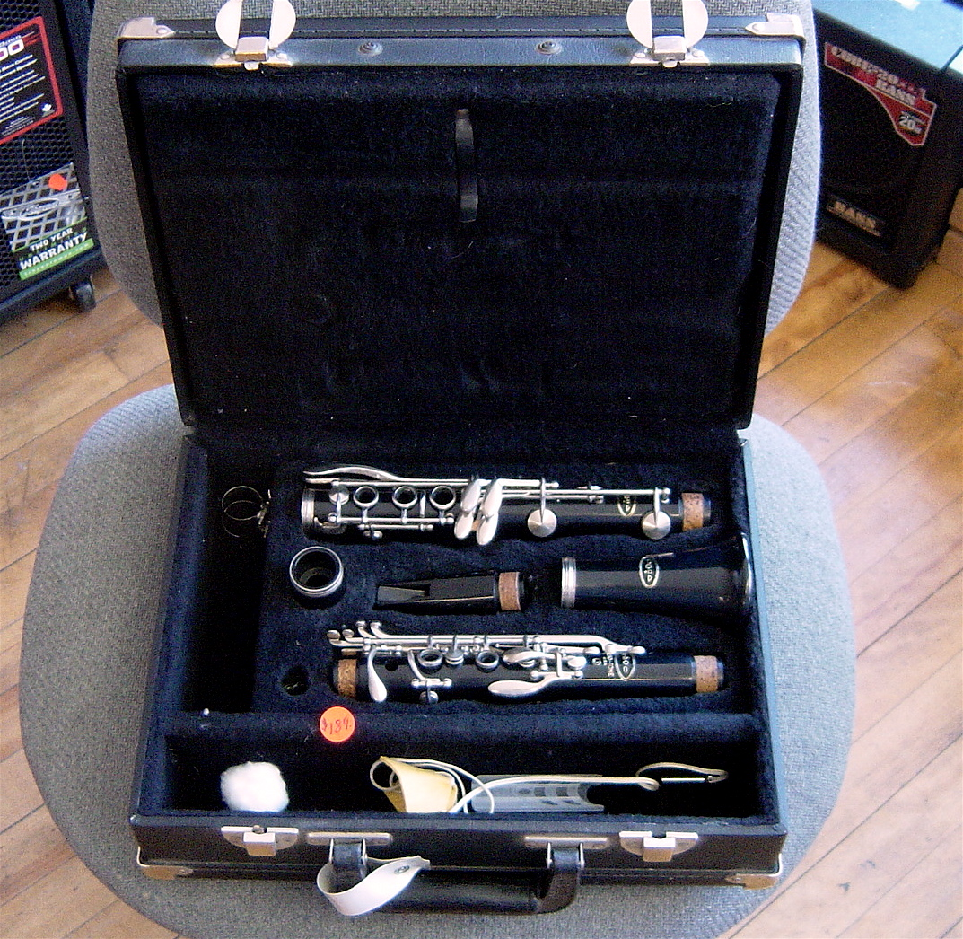 Used Vito Clarinet