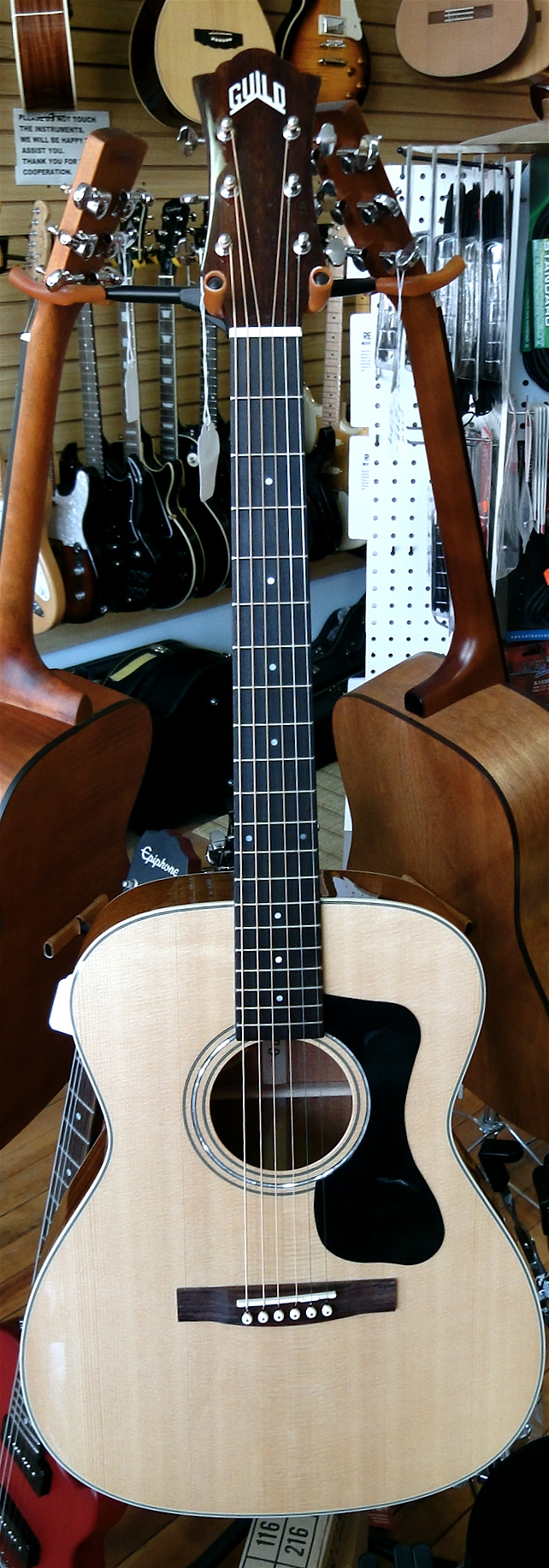 Used Guild F130