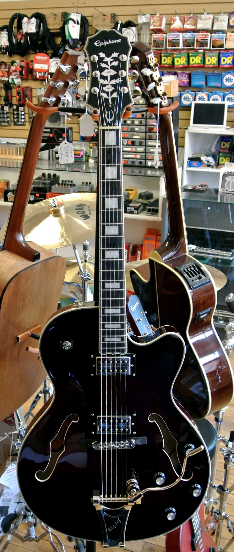 Used Epiphone Emporer Swingster