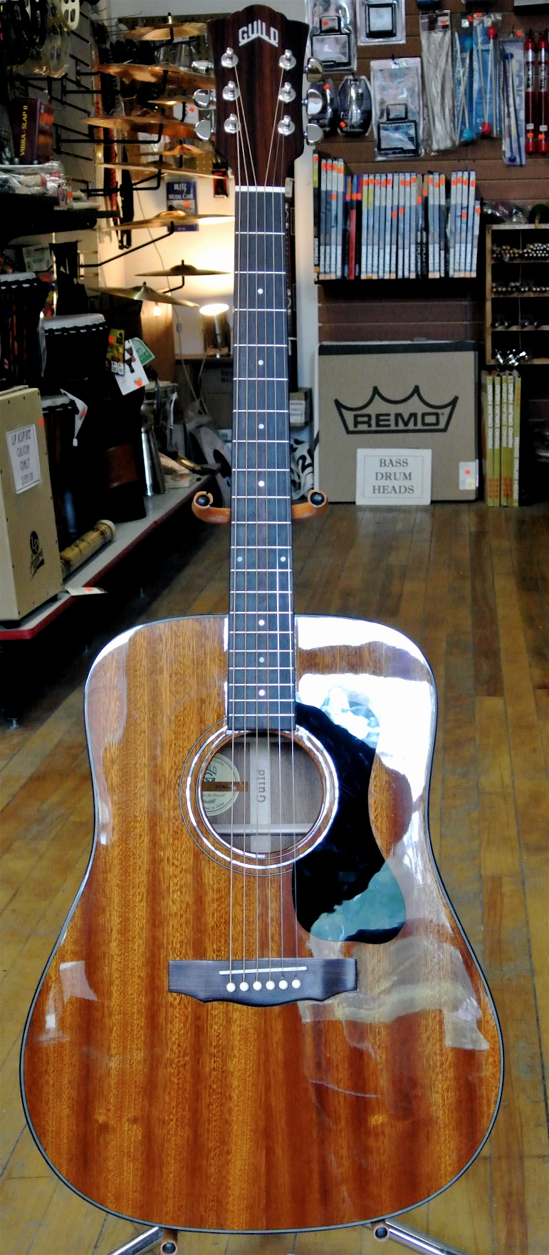 Used Guild D125