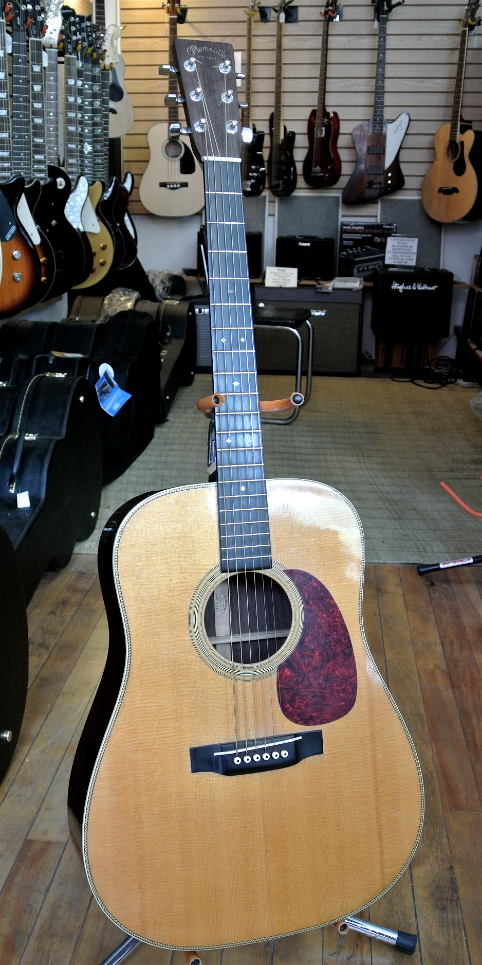 Used Martin Custom HD 28
