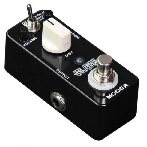Mooer MMD1 Blade Metal Distortion