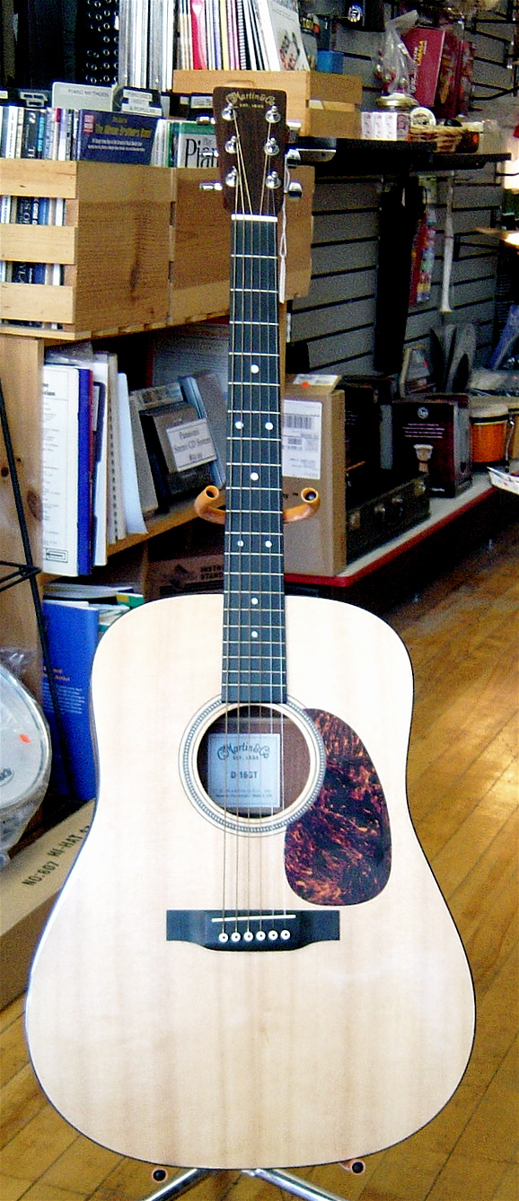 Used Martin D-16GT